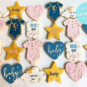 Toronto custom cookies, Toronto custom cakes