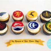 Toronto custom cake, Toronto cupcakes